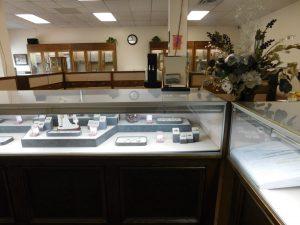 Inside Gardiner's Jewelry
